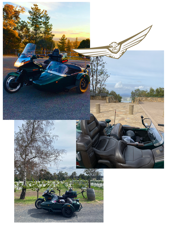 Canberra Sidecar Tours